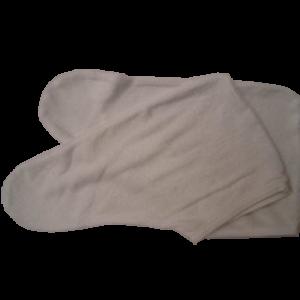 Paraffine sloffen/sokken
