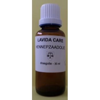 Hennepzaadolie (Lavida-Care)