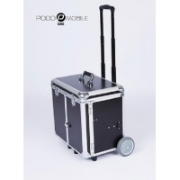 Pedicurekoffer / Trolley Podo Mobile Zwart