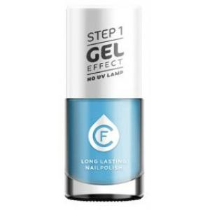 Nagellak CF- Bleu Curacao  (11 ml)