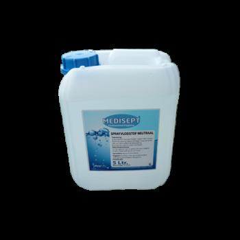 Sprayvloeistof - Neutraal - 5 liter