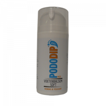Pododip Honing & Yoghurt 100 ml