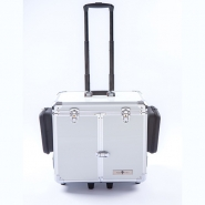 Pedicurekoffer -Trolley Podo Mobile luxe White